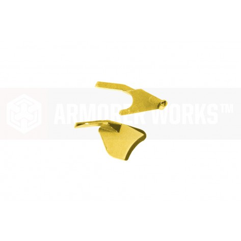 HX Thumb Safety (Left & Right) Gold