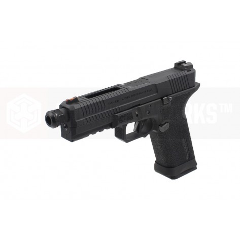 EMG / Salient Arms International™ BLU Standard Pistol (Aluminium / Gas / Black)