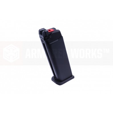 VX7 Series (Optics Ready Slide ver) 27 Round Gas Magazine - Black