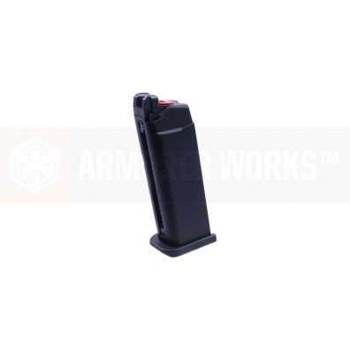VX9 Series (Optics Ready Slide Ver) 23 Round Gas Magazine  -  Black