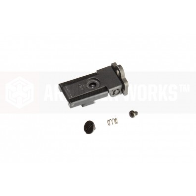 HX22 Rear Sight Assembly (Ghost Ring/Aperture Sight)