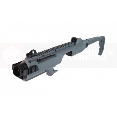 Tactical Carbine Conversion Kit - VX Series (Gray)