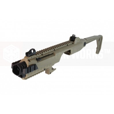 Tactical Carbine Conversion Kit - VX Series (FDE)