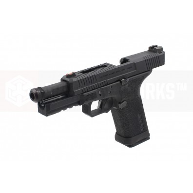 EMG / Salient Arms International™ BLU Standard Pistol (Aluminium / Gas / Black)
