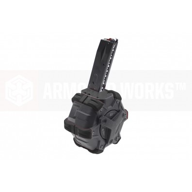 Adaptive Drum Magazine - MB Series (Black)