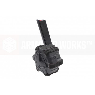 Adaptive Drum Magazine - NE Series (Black)