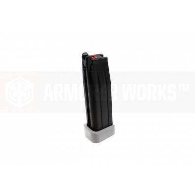 EMG / Salient Arms International™ 2011 DS Gas Magazine (Silver)
