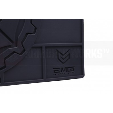 EMG / Umbrella Armory Tech Mat Pro Rubber Work Mat - Wolf Grey
