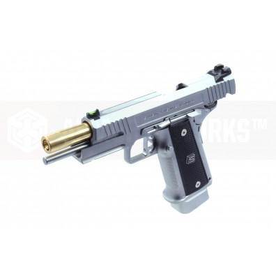 EMG / Salient Arms International™ 2011 DS Pistol (5.1 / Aluminum / Silver)