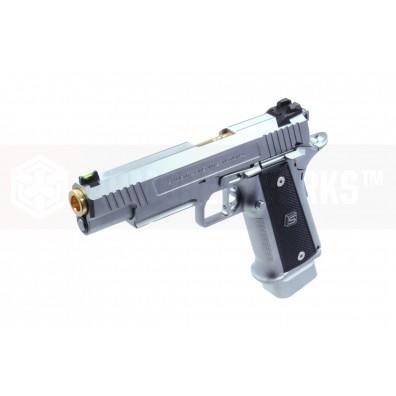 EMG / Salient Arms International™ 2011 DS Pistol (5.1 / Aluminum / Silver)