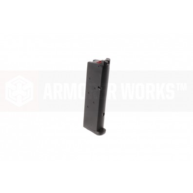 NEMG09 1911 Tactical Single Stack Gas Magazine (Black)