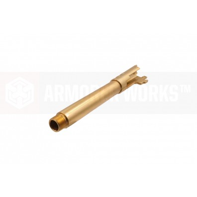 EMG / STI  DVC 3-Gun 5.4 Outer Barrel (Gold / Threaded)
